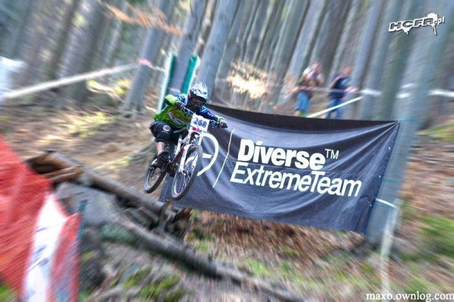 Omen Team Diverse Downhill - Contest Wisla 2010